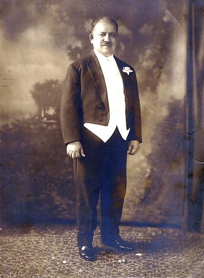 Grandfather-Vincenzo