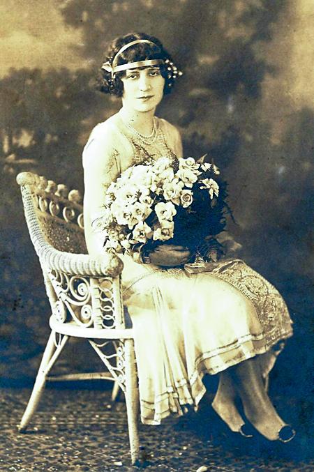 MaryDiBianco1926wedding